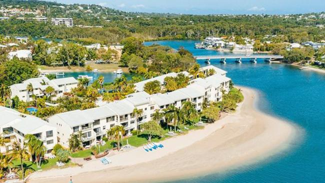 1/5NOOSARelax on Noosa's longest private beach and stay at Culgoa Point Beach Resort for seven nights from $1086.75 – a 25 per cent saving. Stay in a One-Bedroom Garden Apartment and enjoy the lap pool, children's pool, spa, and more. Travel until April 1, 2021.  Bookings via