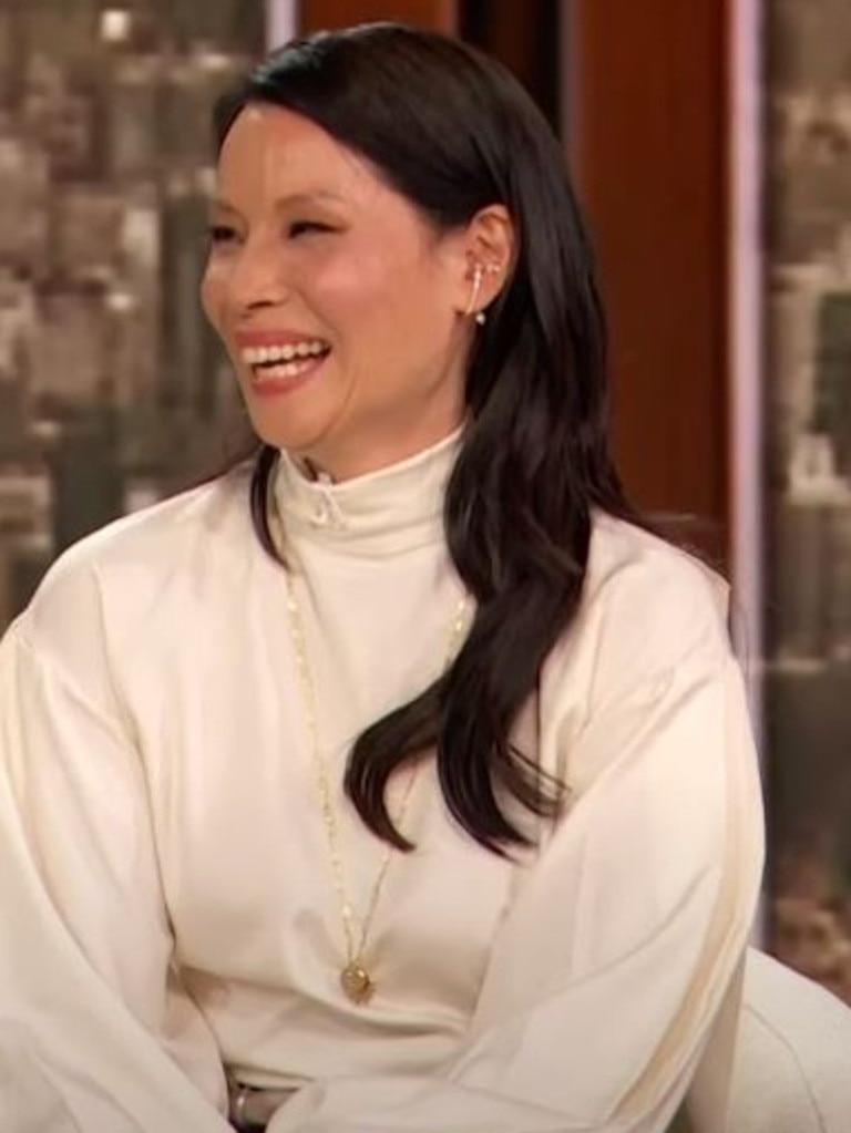 Lucy Liu, still flawless.