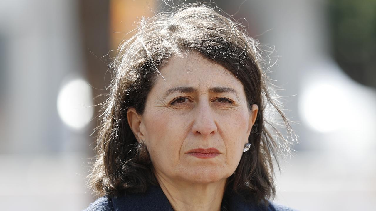 Bankstown residents claimed NSW Premier Gladys Berejiklian had divided the city and discriminated against people in Sydney's west. Picture: NCA NewsWire/ Nikki Short