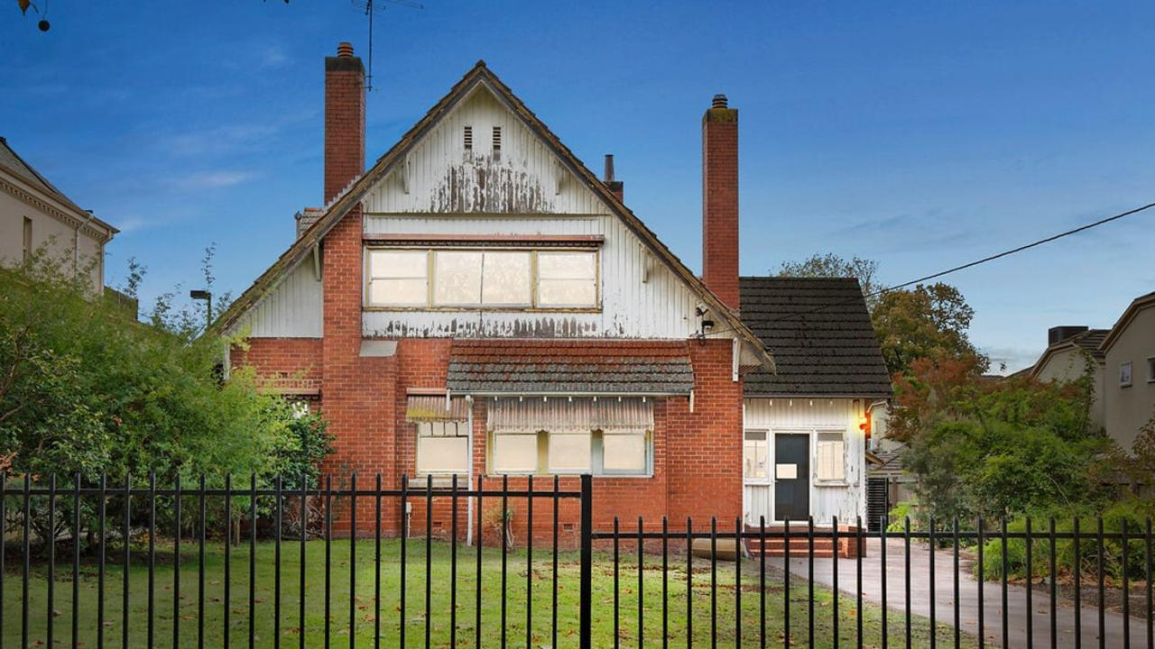No. 6 Edward Street, Kew, sold for more than $7m.