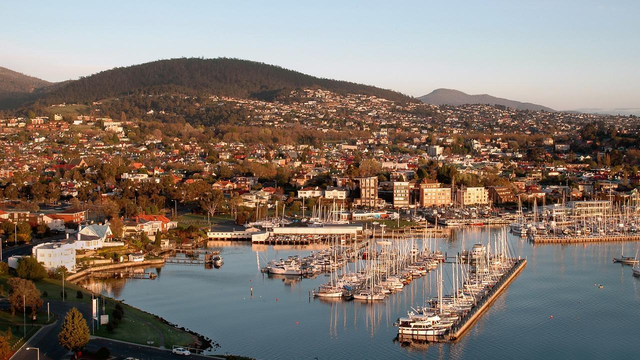 Hobart harbour. Picture: istock