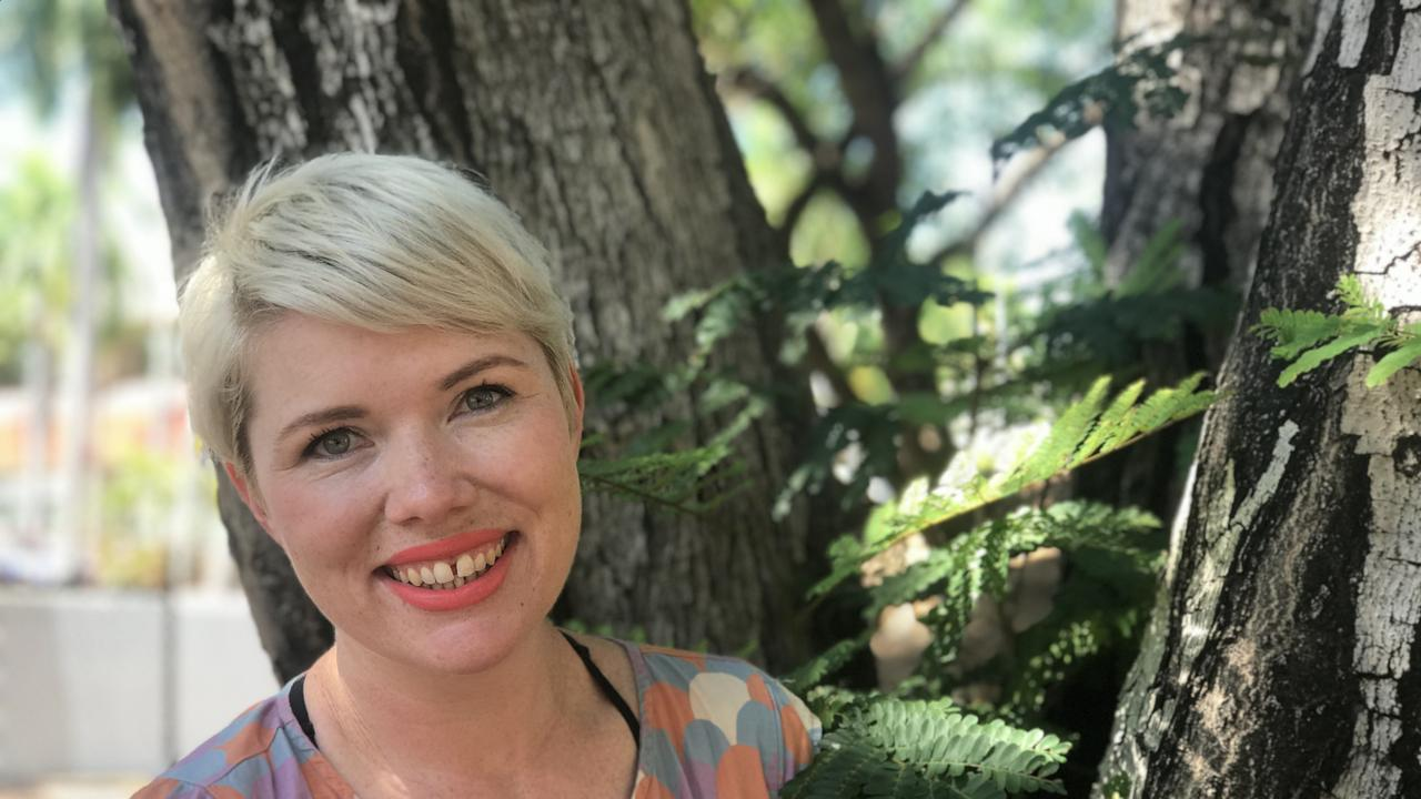 Clementine Ford issued an apology after the controversial tweet. Picture: Chelsea Heaney