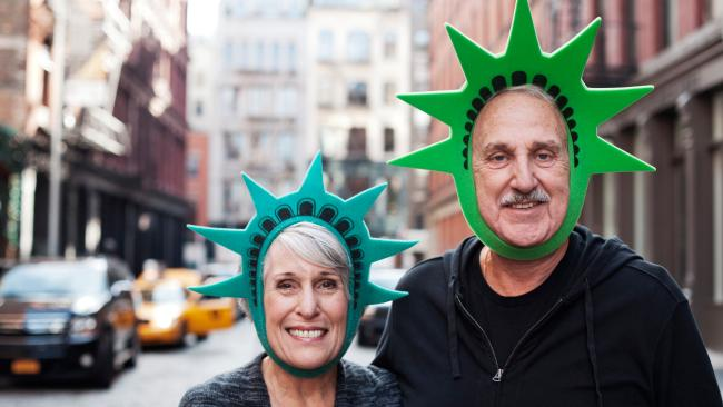 """Americans Here's a fun thing to note - according to a survey by LivingSocial, Americans are the worst tourists ... according to themselves. 20% of Americans polled said they were the worst tourists. As this writer put it: """"There are a couple of things that Americans are known for. Speaking loudly is one. Expecting everyone to understand English is another one. Speaking loudly to someone who doesn't understand English and expecting that person to understand better because they're yelling is one of the worst."""" They also have a reputation for constantly comparing things with how they are back home. On the positive side? They're damn good at tipping."""