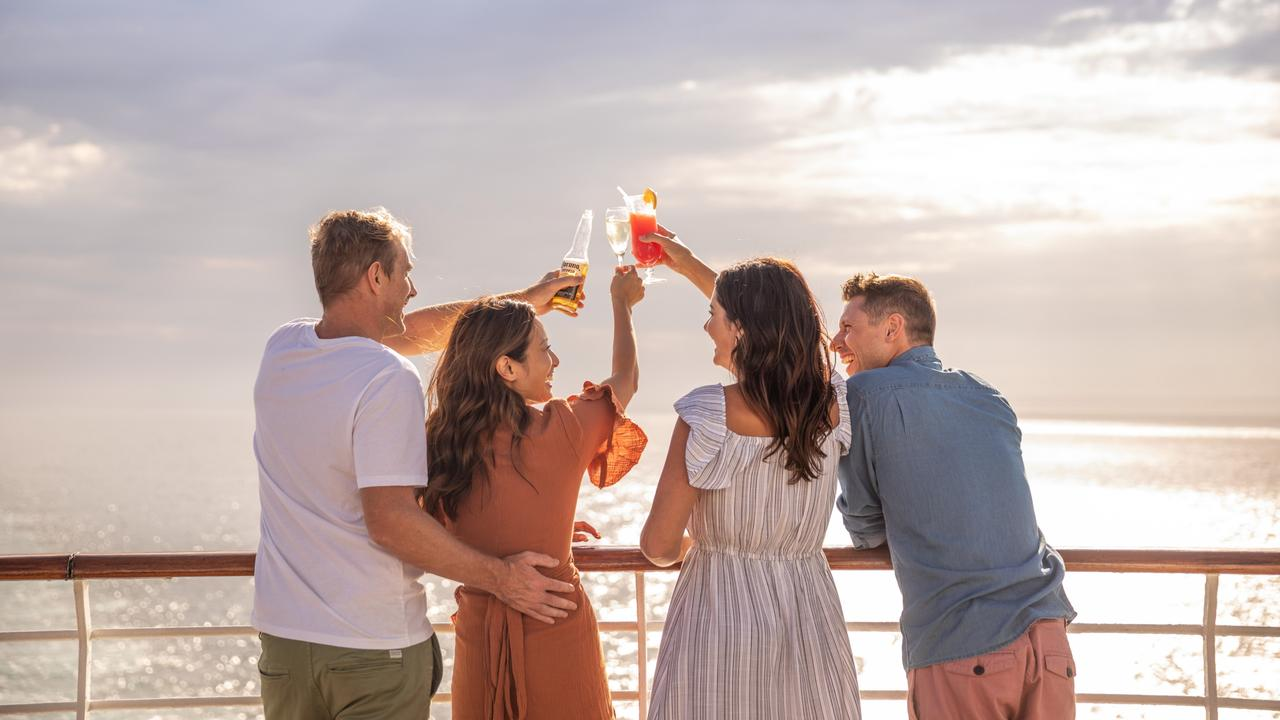 Aussies haven't been deterred by coronavirus outbreaks on cruise ships.