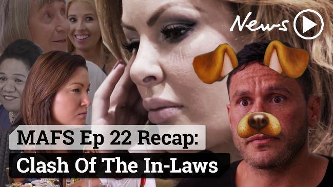 MAFS Ep 22 Recap: Clash Of The In-Laws