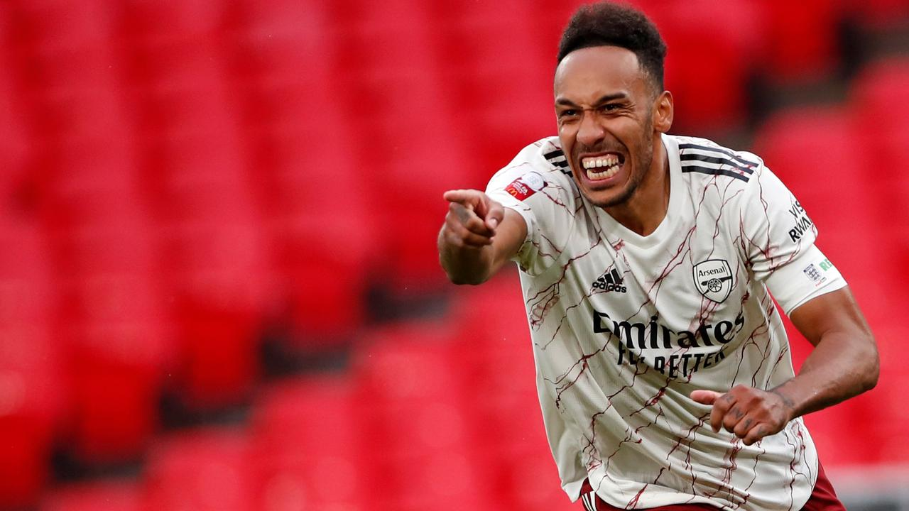 Pierre-Emerick Aubameyang is sure to play a pivotal role in the season.