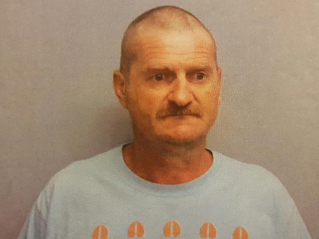 Gene Bristow was found guilty of raping the backpacker. Picture: SAPOL