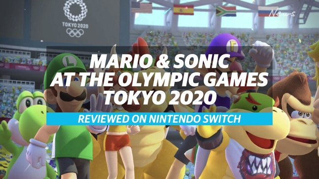 Game Review | Mario & Sonic at the Olympic Games: Tokyo 2020