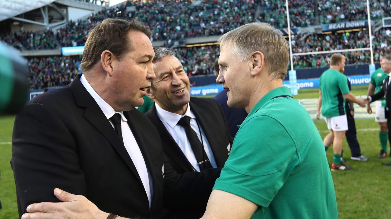 Brian O'Driscoll believes Ireland would prefer to play the All Blacks than the Springboks in a World Cup quarter-final.