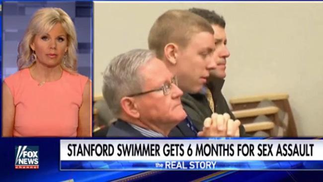 Outrage over six month prison sentence in Stanford rape case