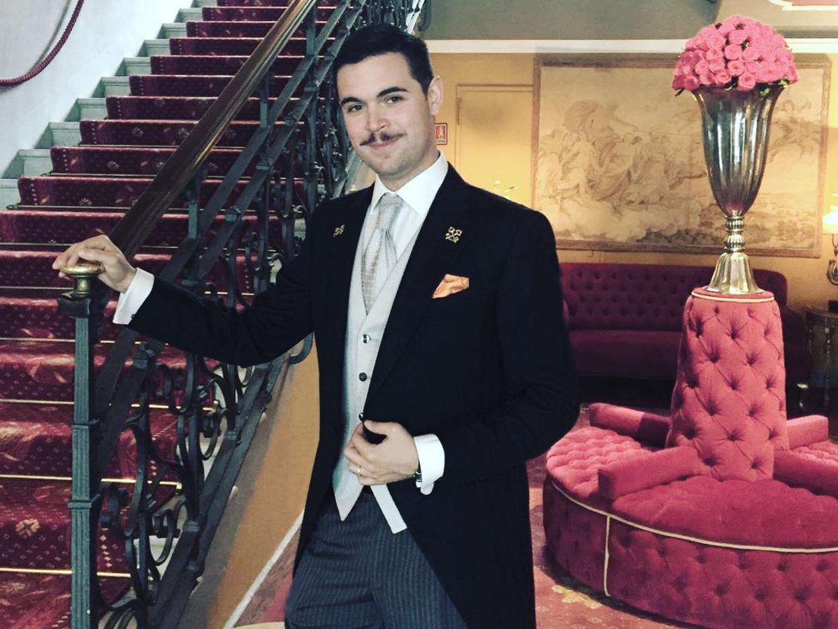 Grand Hotel Tremezzo concierge story