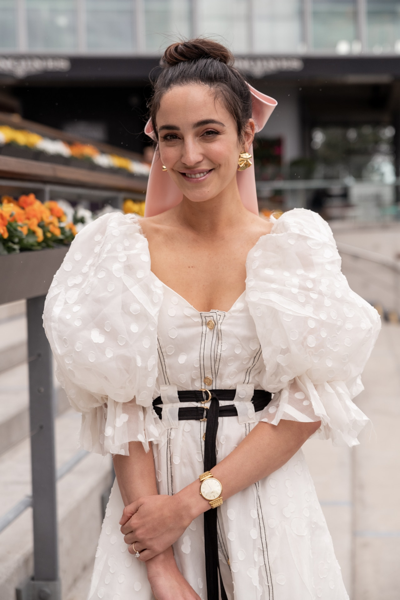 The best street style from Moët & Chandon Spring Champion Stakes Day 2019