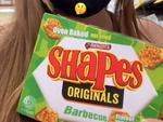 Arnotts reveals BBQ shapes are not vegan after Perth TikTok claim. Picture: TikTok/@perth.vegan.eats