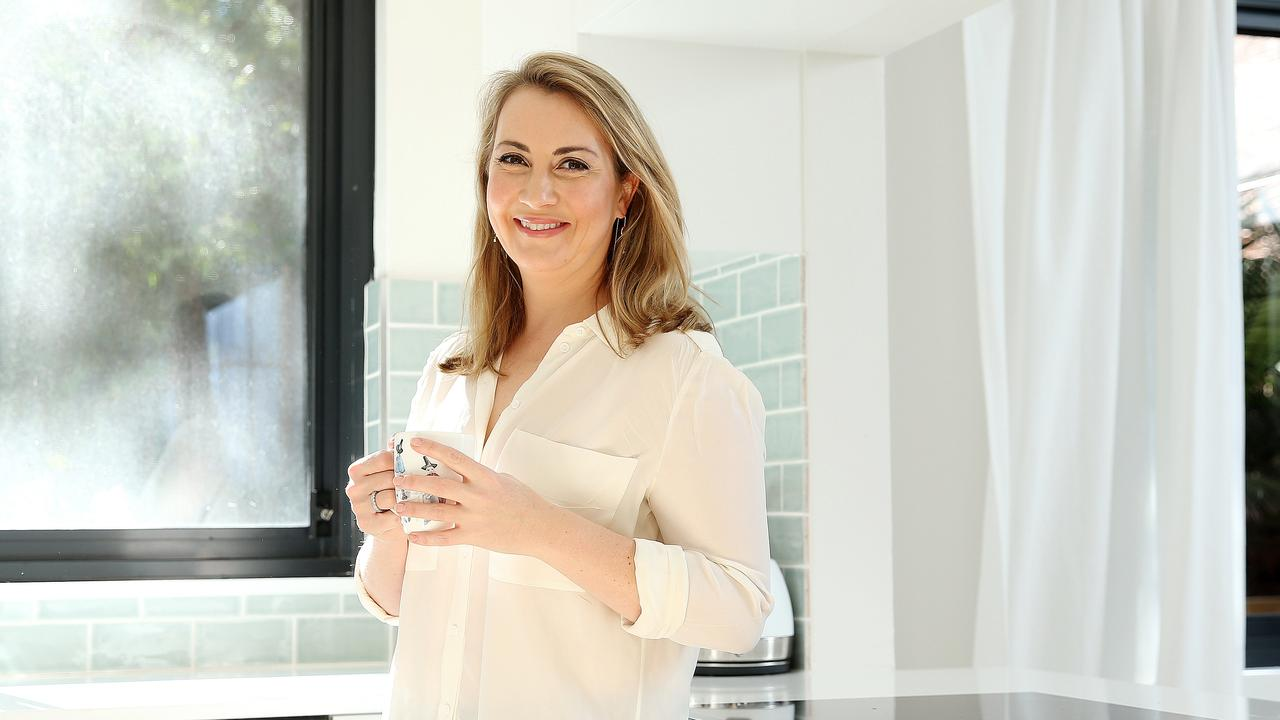 Nicola Clayton has bought and sold a few properties and has never sought help from partners. Picture: Tim Hunter.