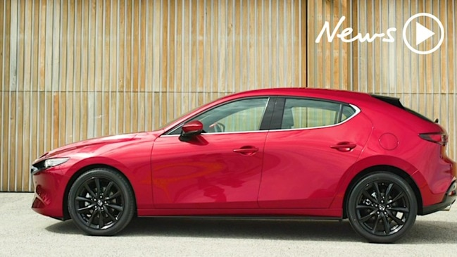 Premium push for new Mazda3