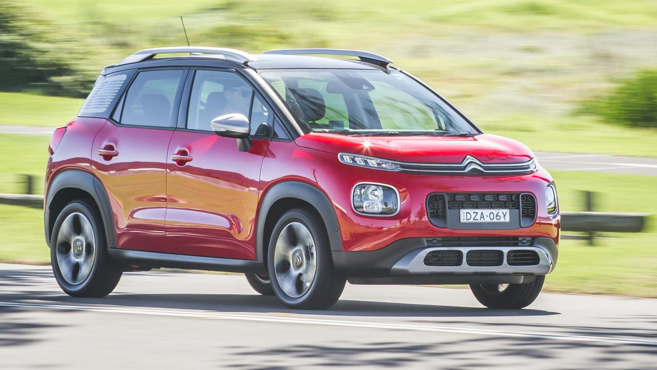 Choice is simple when it comes to the Citroen.