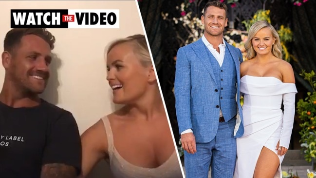 Bachelorette Elly Miles takes to Instagram to reveal she is still with Frazer Neate
