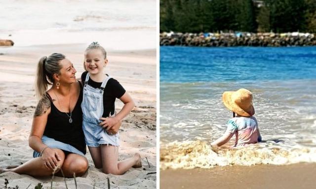 Banana Boat Baby sunscreen: NSW girl left with severe blistered sunburn