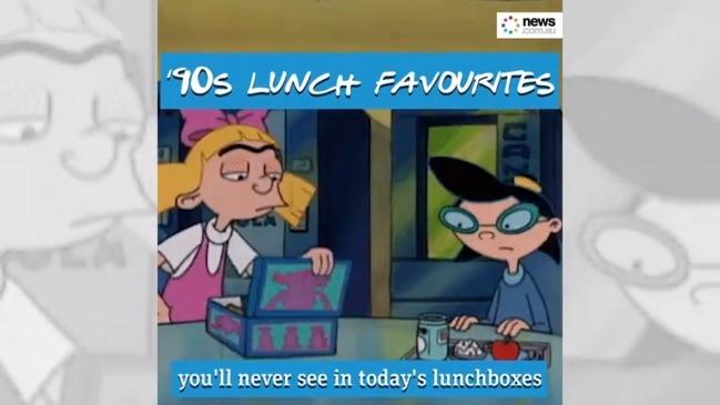 90's Foods