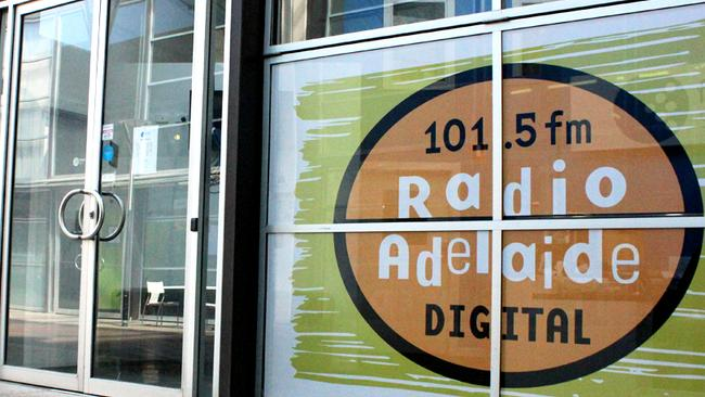 """5UV Radio Adelaide has been granted an injunction preventing the ABC from using the term """"Radio Adelaide"""" in a planned rollout in January."""