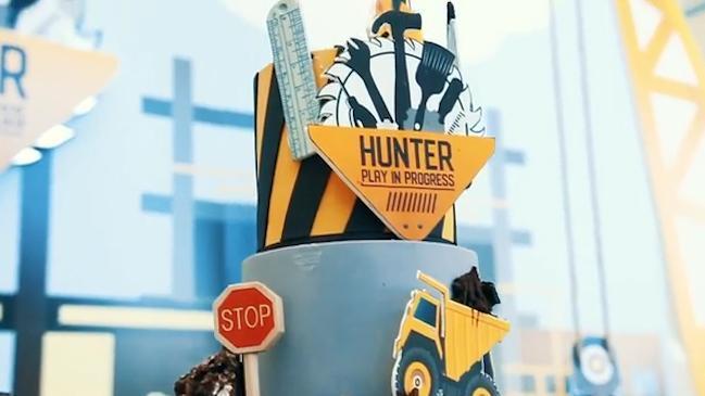 Roxy Jacenko throws epic party for son Hunter