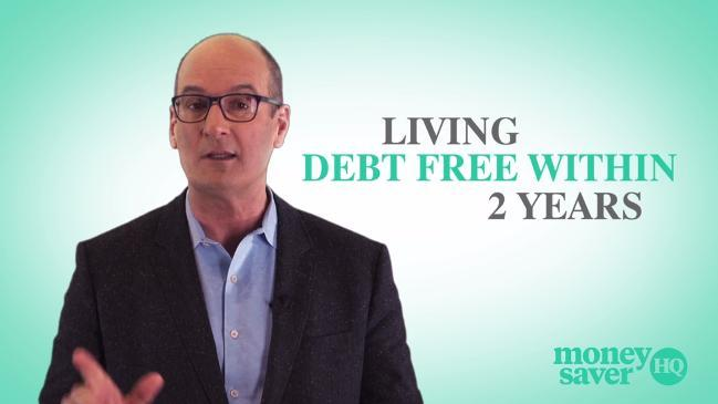 How to get rid of $20,000 credit card debt fast