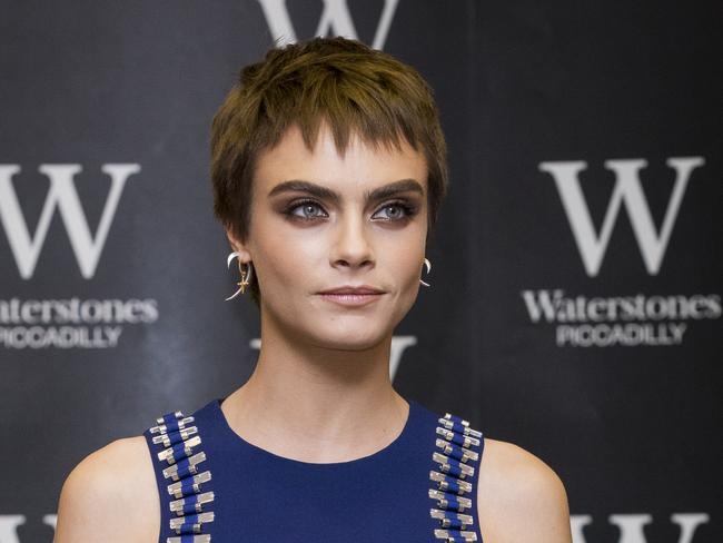 Cara Delevingne revealed on Instagram that Weinstein asked her to kiss a woman in front of him and later tried to kiss her himself. Pic: Tristan Fewings/Getty Images