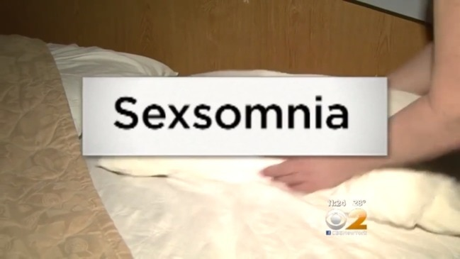 What is sexsomnia? (CBS)
