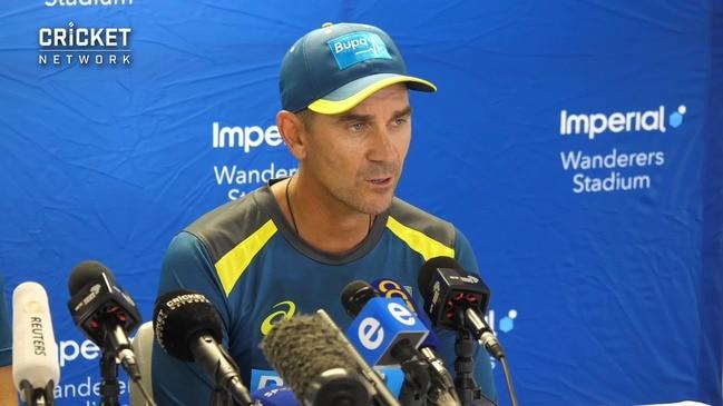 "Langer on Smith, Warner's ""dress rehearsal"" for South Africa"