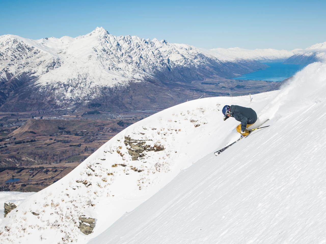 ESCAPE: Coronet Peak, Queenstown, New Zealand. Picture: Supplied