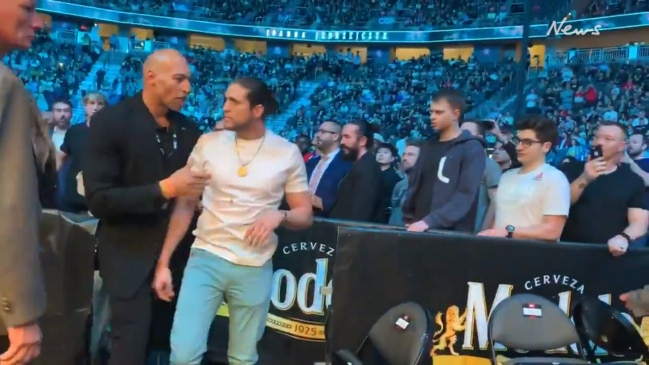 Brian Ortega kicked out of UFC 248