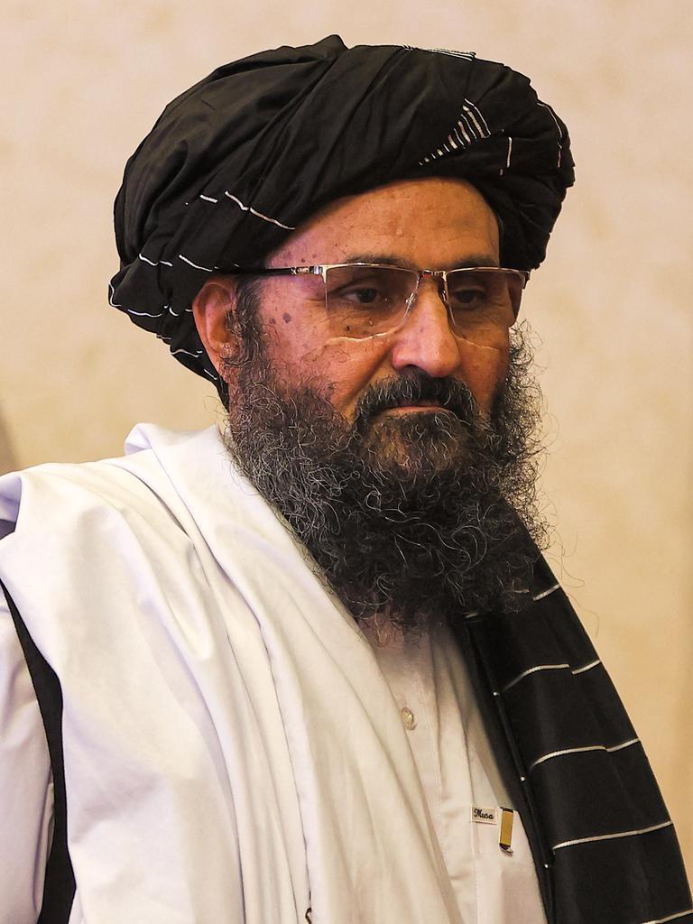 Mullah Abdul Ghani Baradar.