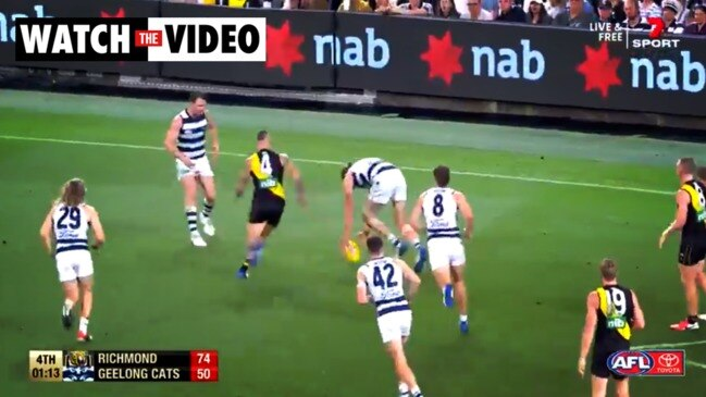 AFL Grand Final 2020: Dusty steals the show with a minute left