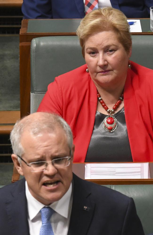 Scott Morrison denies there's a problem of bullying within the federal parliamentary party. Picture: AAP