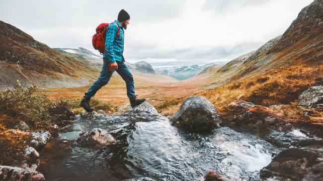The right pants can make or break a hike. Trust us on this one.