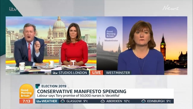 Piers Morgan rips into UK minister