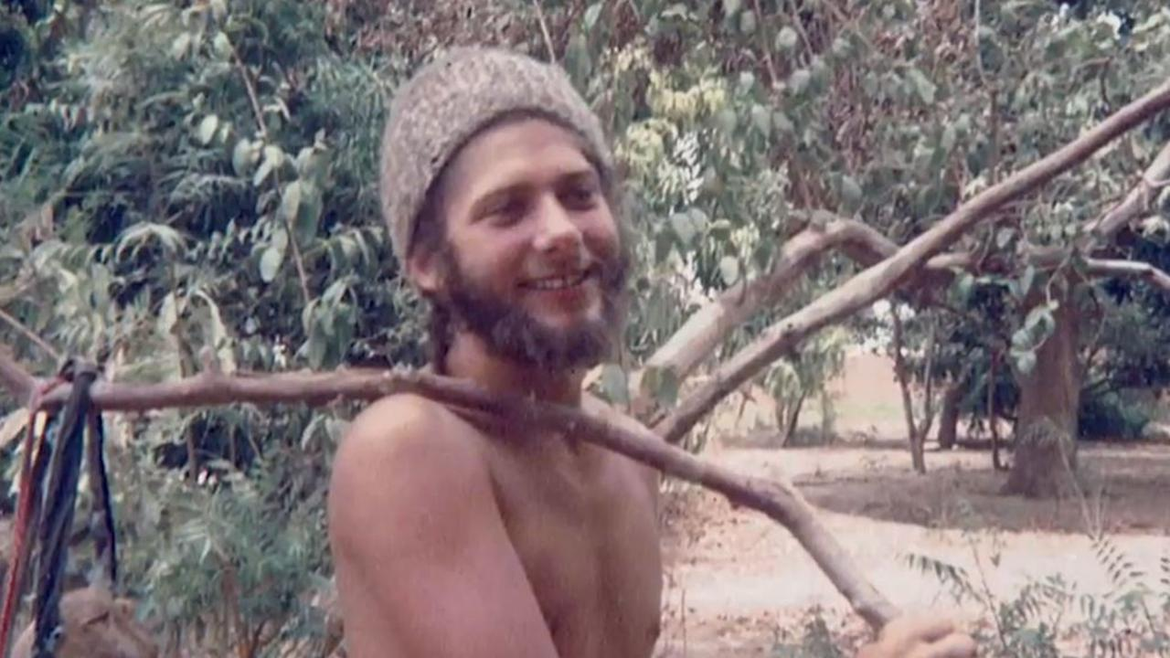 Mr Golembiewski became obsessed with magic after meeting a rastafarian mystic.