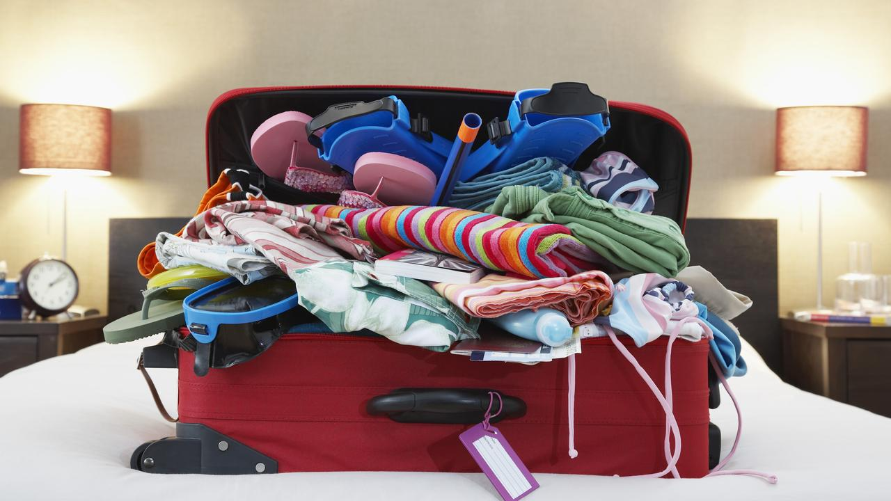 We all dread unpacking after a holiday.