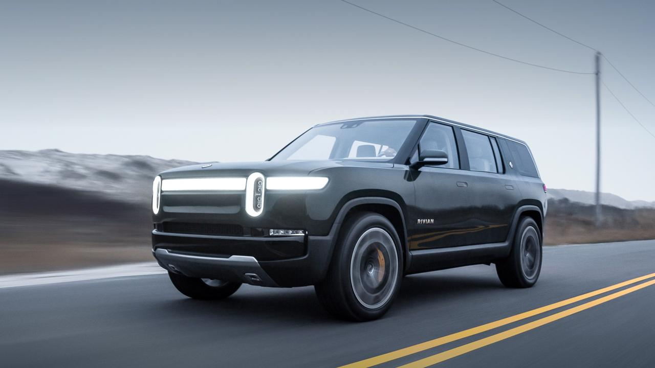 The R1S SUV will also be available for order.