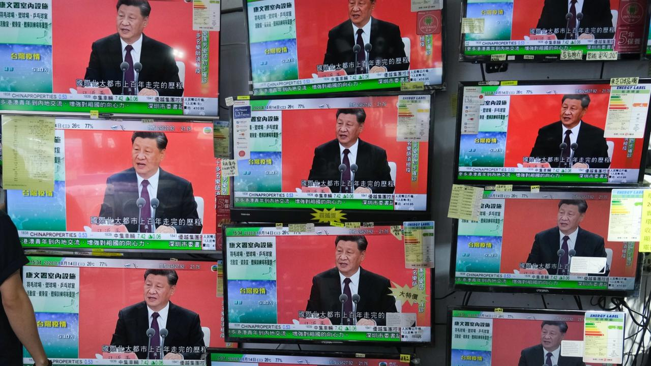 Chinese President Xi Jinping has repeatedly called for Taiwan to unite with the Chinese mainland. Picture: Roy Liu/Bloomberg