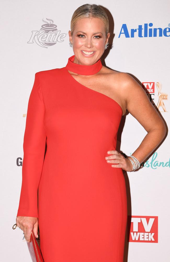 Samantha Armytage became entangled in the war of words when she said of Martha that she 'couldn't pick her in a line-up'. Picture: AAP