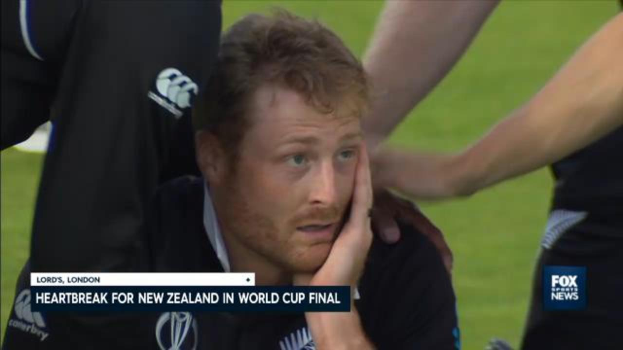 CWC final: Players react