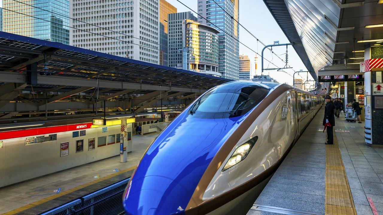 Calls continue for a Shinkansen-style fast rail system for southeast Queensland.