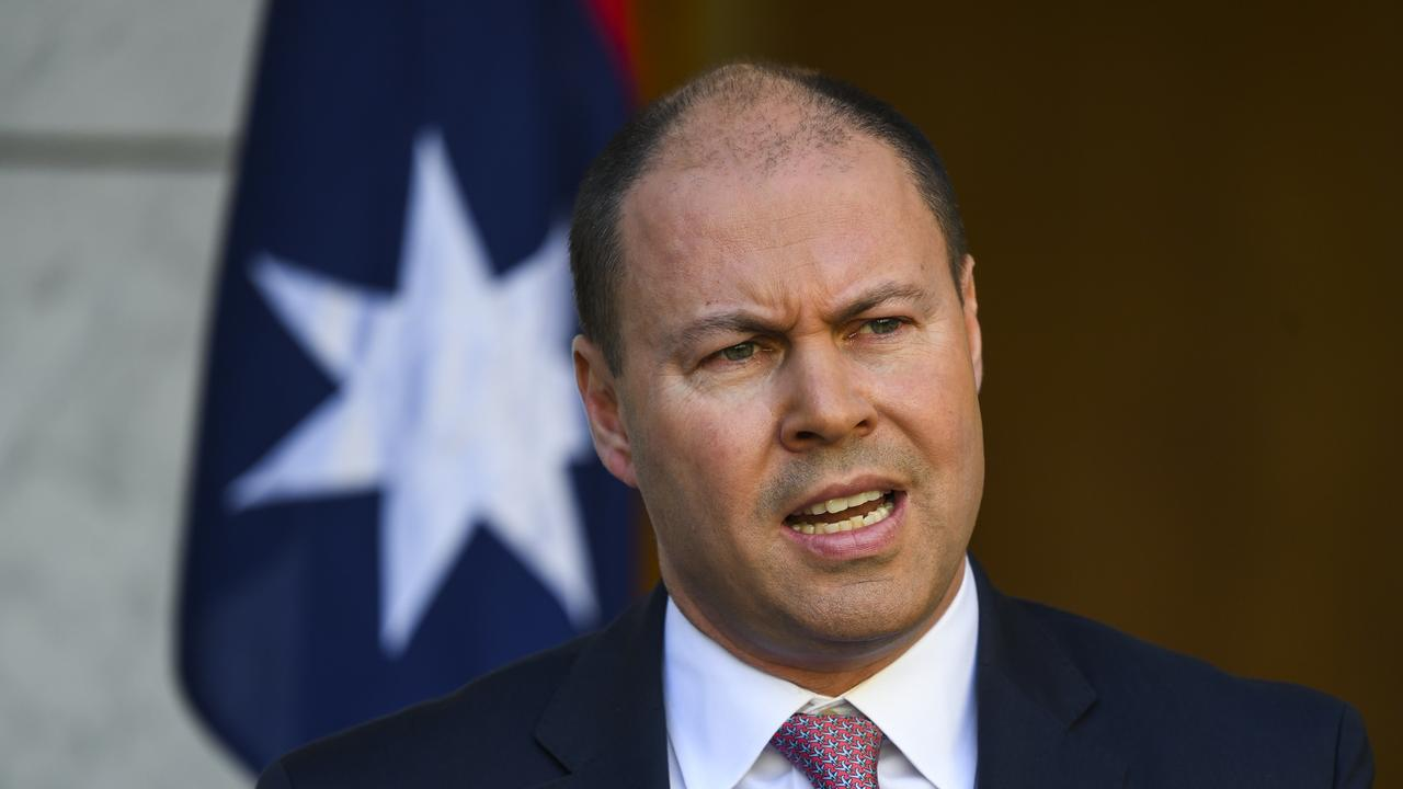 Treasurer Josh Frydenberg will detail the new grant this week, Sky News reports. Picture: AAP