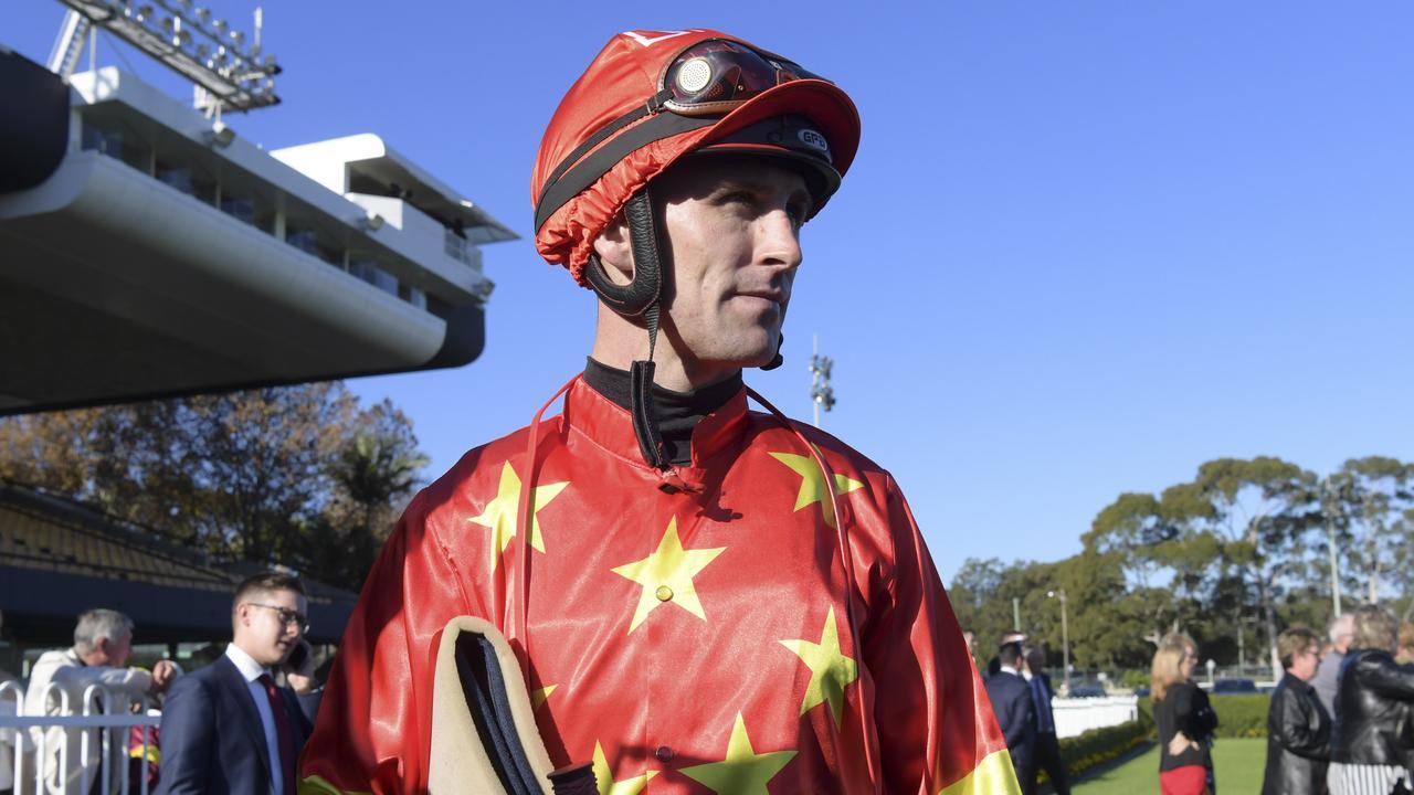 Jockey Tye Angland will ride Tim's Principal at Gosford on Thursday.