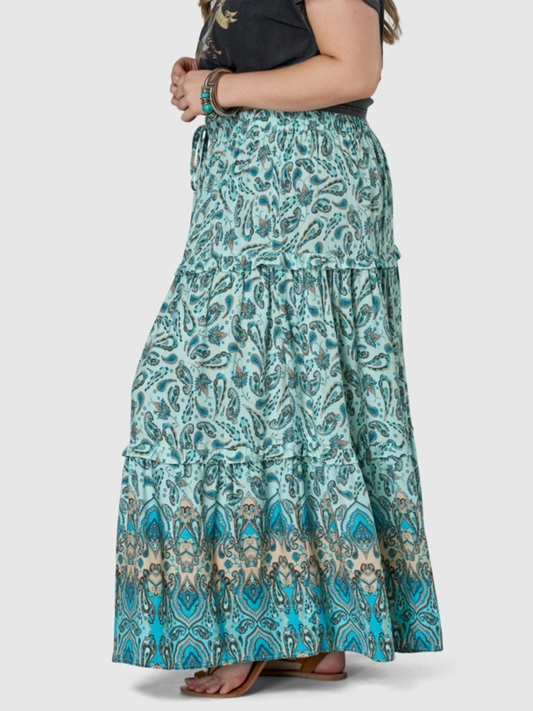 The Poetic Gypsy Divinity Maxi Skirt