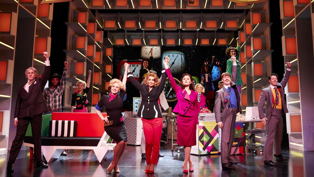 9 to 5 the Musical is finally coming to Australia. Picture: Pamela Raith.