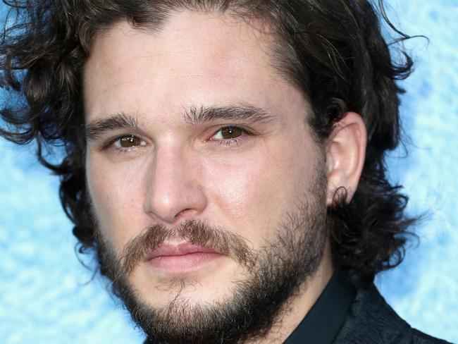 Kit Harington said while he's sad about the end of <i>Game of Thrones</i>, he's excited to work on new projects. Picture: Frederick M. Brown/Getty Images
