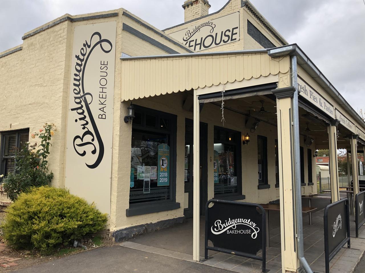Bridgewater Bakery Vanilla Slice Australia