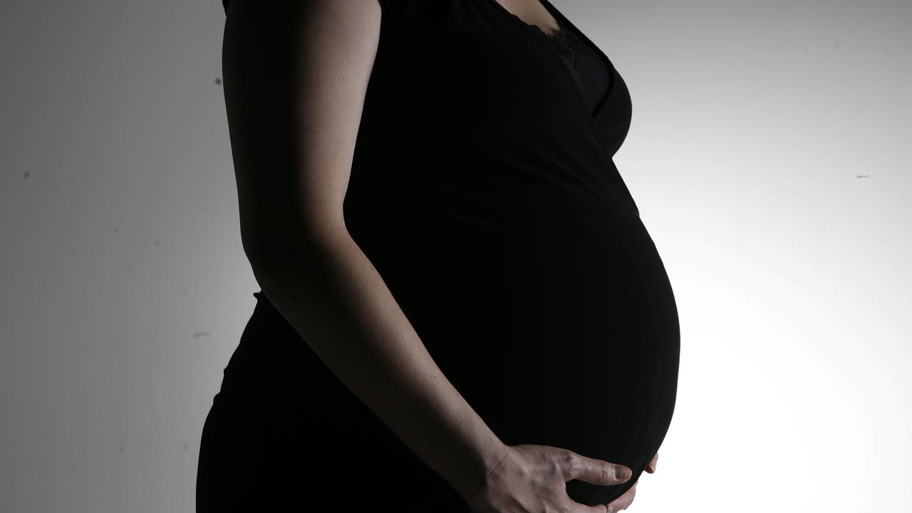 The woman had been told a seventh pregnancy could endanger her life. Picture: Supplied